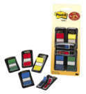 Post-it® Index Value Pack, 4 Dispenser + 2 Omaggio