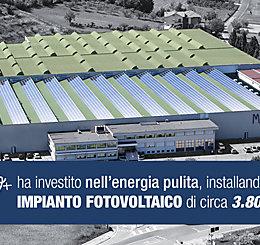 Impianto Fotovoltaico MyO