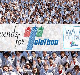 Sosteniamo Telethon