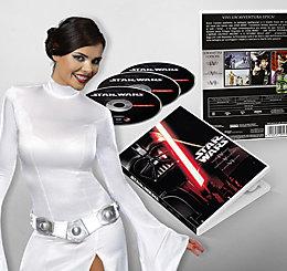 In regalo la II Triologia di Star Wars