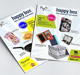 Festeggia con gli Happy Box 2015