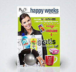 Happy Weeks Settembre 2015