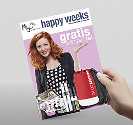 Happy Weeks Settembre Ottobre 2016