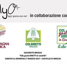 MyO in collaborazione con Coldiretti Brescia presenta: