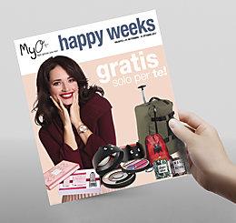 Happy Weeks Settembre Ottobre 2017
