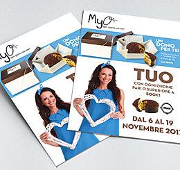 Promozione Coccole di Gusto MyO!!! novembre 2017