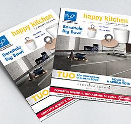 Happy Kitchen! Organizza il TUO Living: Pepe o Sale?