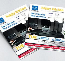 Happy Kitchen! Organizza il TUO Living: Pausa Caffè??