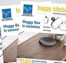 Happy Kitchen! Organizza il TUO Living: Dolce come lo Zucchero!