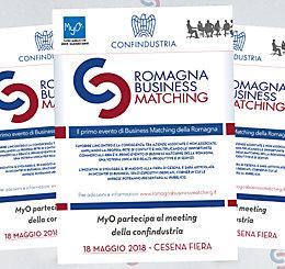MyO partecipa al Meeting della Confindustria! 18 Maggio 2018 - Cesena Fiera