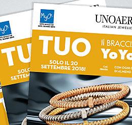 Promozione MyO Bracciale YOYO UnoAerre Italian Jewellery 2018