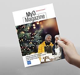 MyO MAGAZINE #Novembre #Dicembre 2018 #Gennaio 2019