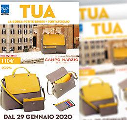 Promozione MyO Borsa + Portafoglio Campo Marzio 2020