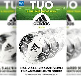 Promozione MyO Pallone Adidas Team 2020