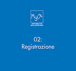 02 - Registrazione