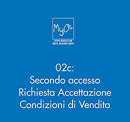 02c - Secondo accesso Richiesta Accettazione Condizioni di Vendita
