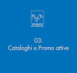 03 - Cataloghi e Promo attive