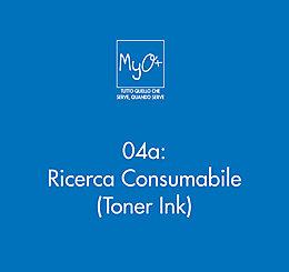 04a - Ricerca Consumabile (Toner Ink)
