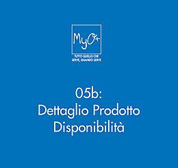 05b - Dettaglio Prodotto Disponibilità