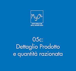05c - Dettaglio Prodotto e quantità razionata