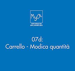 07d - Carrello - Modica quantità