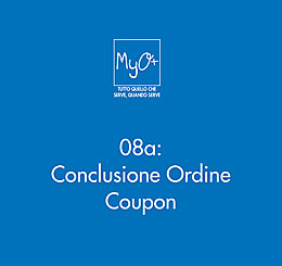08a - Conclusione Ordine - Coupon