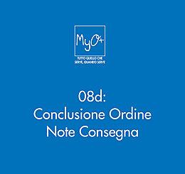 08d - Conclusione Ordine - Note Consegna