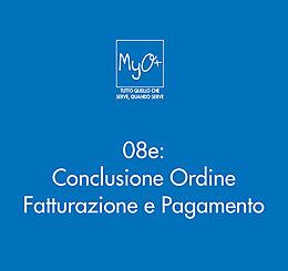 08e - Conclusione Ordine - Fatturazione e Pagamento